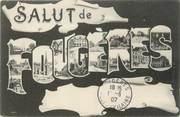 """35 Ille Et Vilaine CPA FRANCE 35 """"Fougères"""""""