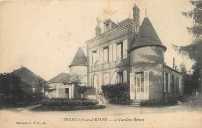 """CPA FRANCE 89 """"Thorigny sur Oreuse, le pavillon Brissot"""""""