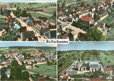 "CPSM FRANCE 89 ""Bellechaume"""