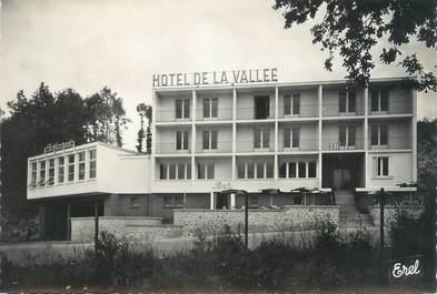 """CPSM FRANCE 87 """"Bessines sur Gartempe, hôtel de la vallée """""""