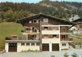 """74 Haute Savoie CPSM FRANCE 74 """"La Clusaz, chalet Alpina"""""""