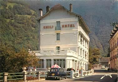 """CPSM FRANCE 65 """"Luz Saint Sauveur, l'hôtel du Chili"""""""