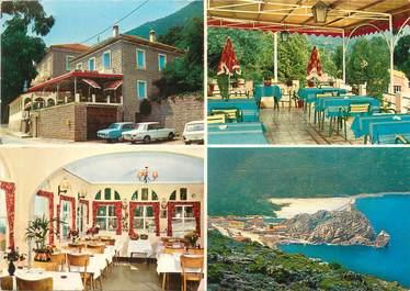 """CPSM FRANCE 20 """"Corse, golfe de porto, hôtel Bella Vista"""""""