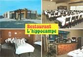 """66 PyrÉnÉe Orientale CPSM FRANCE 66 """"Pezzila La Rivière, restaurant l'hippocampe"""""""