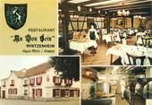 "68 Haut Rhin CPSM FRANCE 68 ""Wintzenheim, restaurant au bon Coin """