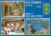 "68 Haut Rhin CPSM FRANCE 68 ""Orbey, hôtel des Bruyères"""