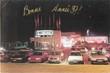 """CPSM FRANCE 74 """"Sevrier, restaurant Far West"""""""