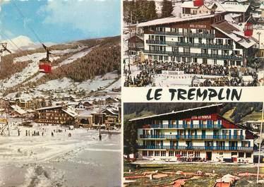"CPSM FRANCE 74 ""Morzine, Hôtel Le Tremplin"""
