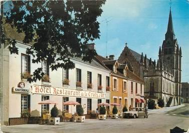 """CPSM FRANCE 61 """"Le Pin la Garenne, Hôtel restaurant La Croix d'Or"""""""