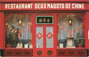 "75 Pari CPSM FRANCE 75005 ""Paris, restaurant deux Magots de Chine"""