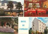 """29 Finistere CPSM FRANCE 29 """"la Forêt Fouesnant, hôtel de l'Espérance"""""""