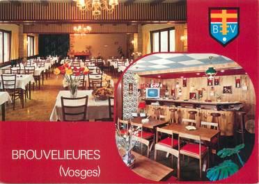 "CPSM FRANCE 88 ""Bruyères, hôtel restaurant R Dossmann"""
