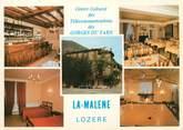 """48 Lozere CPSM FRANCE 48 """"La Malene, centre culturel des Télécommunications des Gorges du Tarn"""""""