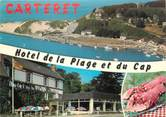 """50 Manche CPSM FRANCE 50 """"Carteret, hôtel de la plage et du Cap"""""""