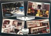 """39 Jura CPSM FRANCE 39 """"Les Rousses, hôtel de France"""""""