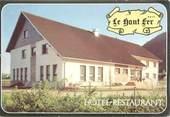 """88 Vosge CPSM FRANCE 88 """"Saint Dié, hôtel restaurant le Haut Fer"""""""