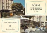 """73 Savoie CPSM FRANCE 73 """"Aix Les Bains, hôtel Suisse"""""""