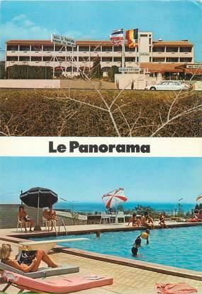 """CPSM FRANCE 34 """"Mèze, hôtel restaurant Le Panorama"""""""