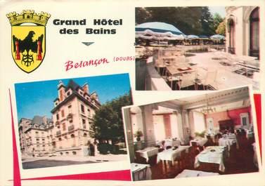 """CPSM FRANCE 25 """"Besançon, grand hôtel des Bains"""""""