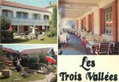 """31 Haute Garonne CPSM FRANCE 31 """"Montréjeau, hôtel restaurant des trois Vallées"""""""