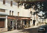 "30 Gard CPSM FRANCE 30 ""Goudargues, hôtel restaurant du Commerce"""