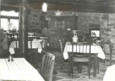 """CPSM FRANCE 43 """"Le Chambon sur Lignon, hôtel restaurant A. Chomettes"""""""