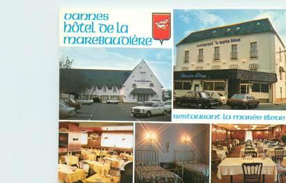 """CPSM FRANCE 56 """"Vannes, hôtel La Marebaudière"""""""
