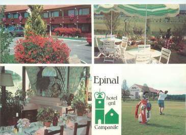 "CPSM FRANCE 88 ""Epinal, hôtel Gril Campanile"""