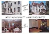 "36 Indre CPSM FRANCE 36 ""Varennes sur Fouzon, hôtel de France"""
