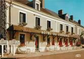 """36 Indre CPSM FRANCE 36 """"Ambrault, hôtel du Commerce"""""""