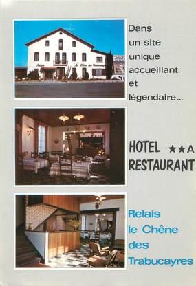 """CPSM FRANCE 66 """"Maureillas, hôtel restaurant Relais Le Chêne des Trabucayres"""""""