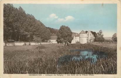 """CPA FRANCE 89 """"Vermenton, abbaye de Reigny"""""""