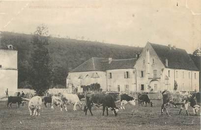 "CPA FRANCE 89 ""Vermenton, l'ancienne abbaye de Reigny"""
