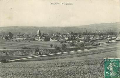 "CPA FRANCE 89 ""Maligny, vue générale"""