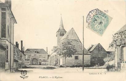 "CPA FRANCE 89 ""Flacy, l'église"""
