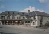 """58 Nievre CPSM FRANCE 58 """"Château Chinon, hôtel restaurant au vieux Morvan """""""