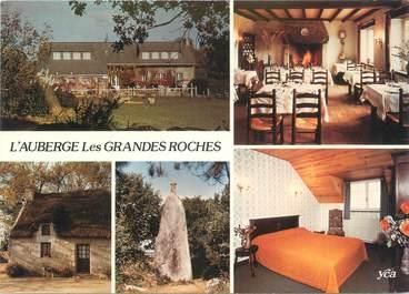 """CPSM FRANCE 29 """"Trégunc, hôtel l'auberge les grandes roches"""""""