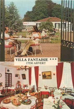 """CPSM FRANCE 17 """"Arvert, villa Fantaisie """""""