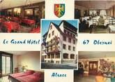 "67 Ba Rhin CPSM FRANCE 67 ""Obernai, le grand hôtel """