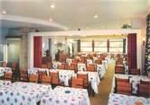 """33 Gironde CPSM FRANCE 33 """"Pyla sur Mer, hôtel restaurant La Guitoune"""""""