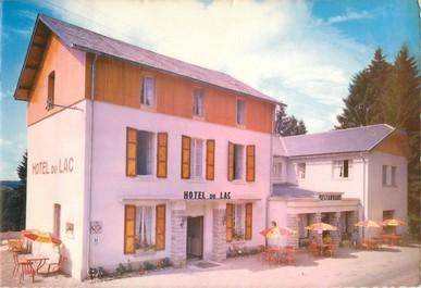"""CPSM FRANCE 58 """"Montsauche, hôtel du Lac"""""""