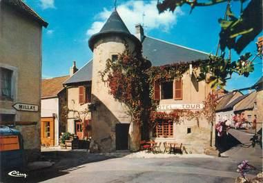 """CPSM FRANCE 58 """"Larochemillay, hôtel de la Tour"""""""