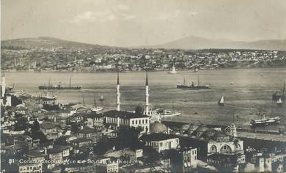 "CPA TURQUIE ""Constantinople, Palais du Sultan au Bosphore"""