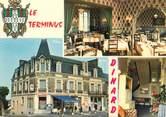 """35 Ille Et Vilaine CPSM FRANCE 35 """"Dinard, Hôtel le Terminus"""""""