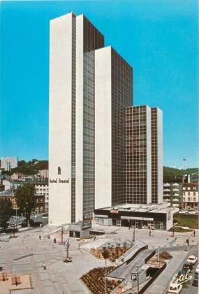 """CPSM FRANCE 54 """"Nancy, hôtel Frantel"""""""