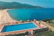 """20 Corse CPSM FRANCE 20 """"Corse, Calcatoggio, hôtel Motel La Liscia"""""""