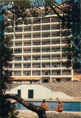 "CPSM FRANCE 20 ""Corse, Ajaccio, hôtel Sun Beach"""