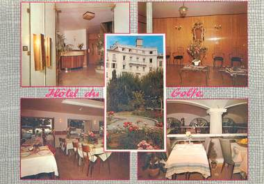 "CPSM FRANCE 20 ""Corse, Ajaccio, hôtel du Golfe"""