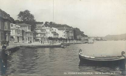 "CPA TURQUIE ""Constantinople"""