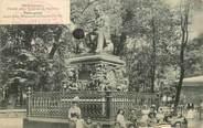 """Europe CPA RUSSIE """"Pétrograd, monument de Kryloff"""""""